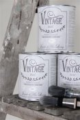 Jeanne d'Arc Living - Vintage färg - Ocean Blue - 100ml