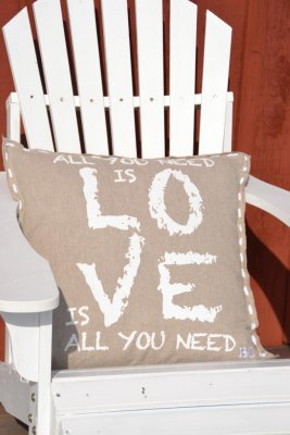 Kudde All you need is Love