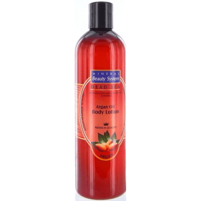 Body Lotion Argan