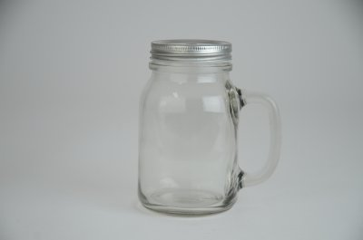 Glasmugg Jar