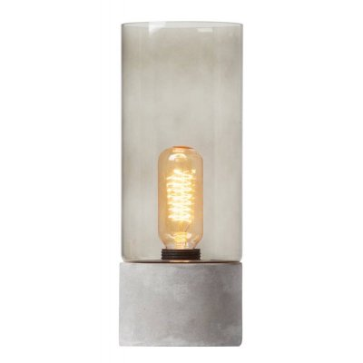 Bordslampa Albin Gray
