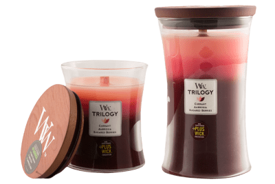 WoodWick Trilogy Fruit Temptation