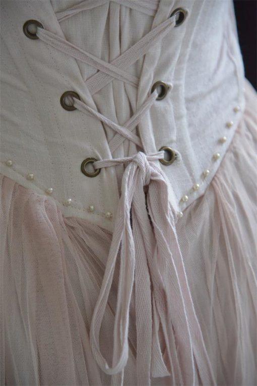 shabby chic klänning